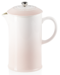 Le Creuset Kaffeebereiter in shell pink