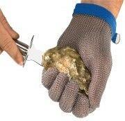 Küchenprofi Austernhandschuh