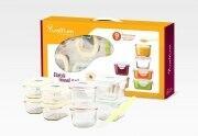 Glasslock Baby Meal Set, 9 Teile