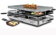 Spring Raclette8 mit Granitstein
