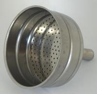 Bialetti Ersatztrichter für Edelstahl Espressokocher