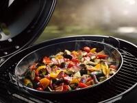 Outdoorchef Gourmetset M für 480/ 570 Gaskugelgrill, bestehend aus Backblech und Gourmetpfanne