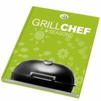 Outdoorchef Grill-Kochbuch 4 Seasons