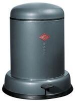 Wesco Baseboy 8 Liter mit Dämpfer in graphit