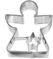 Birkmann Ausstechform Engel, geometrisch