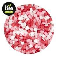 Städter Backzutat Bio Herzen Mini 3 mm Sweet Valentine 50 g