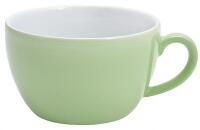 Kahla Pronto Cappuccino-Obertasse 0,25 l in pastellgrün
