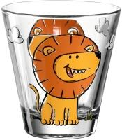 Leonardo Kinderbecher BAMBINI 215 ml Löwe, 6er-Set