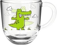 Leonardo Tasse BAMBINI 280 ml Krokodil, 6er-Set
