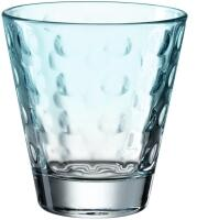 Leonardo Trinkglas OPTIC 215 ml mint, 6er-Set