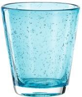 Leonardo Trinkglas BURANO 330 ml blau, 6er-Set