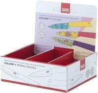 Kuhn Rikon COLORI®+ Rüstmesser CDU 30Stk. (Limited Edition Pop Art)