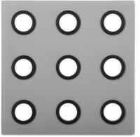 Mepal Untersetzer domino - grau