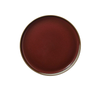 ASA Dessertteller Kolibri in rusty red