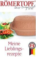 Kochbuch Römertopf - meine Lieblingsrezepte -