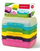 Emsa Kids Lunchbox Variabolo, 6-teilig