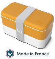 Monbento MB Original Bento-Box, Moutarde