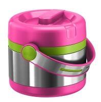 Emsa Isolier-Speisegefäß Mobility Kids in pink/grün