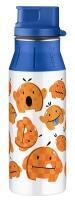 alfi Trinkflasche elementBottle Crazy Monster mit Trinkverschluss 0,6 Liter