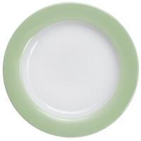 Kahla Pronto Brunch-Teller flach 23 cm in pastellgrün