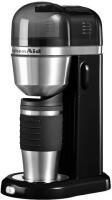 KitchenAid Kaffeemaschine To Go in onyx schwarz