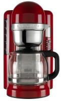 KitchenAid Kaffeemaschine in empire rot