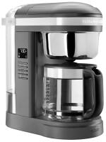 KitchenAid Drip-Kaffeemaschine in dunkelgrau