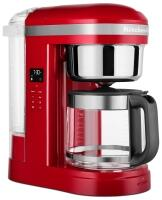 KitchenAid Drip-Kaffeemaschine in empire rot