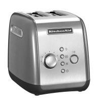 KitchenAid Toaster 2-Scheiben in contur silber