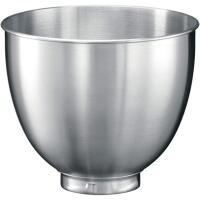 KitchenAid  Edelstahlschüssel für Mini gebürstet, ohne Griff, 3,3 L
