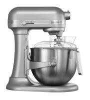 KitchenAid Küchenmaschine HEAVY DUTY in silber metallic, 6,9 L