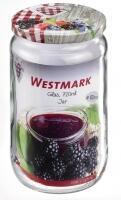 Westmark Einmachglas mit Schraubdeckel, 720 ml