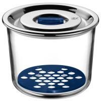 WMF Frischhaltebox Top Serve hoch, mit Abtropfgitter