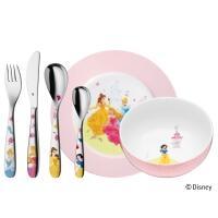 WMF Kindergeschirr-Set Disney Princess, 6-teilig