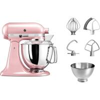 KitchenAid Küchenmaschine ARTISAN 175PS in silk seiden pink, 4,8 L