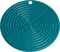 Le Creuset Topflappen rund in deep teal