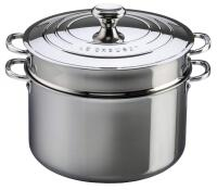 Le Creuset Pastatopf 3-ply PLUS