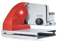GRAEF Allesschneider Sliced Kitchen SKS 903 in rot