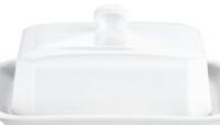 Pillivuyt Platte für Butterdose groß