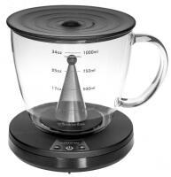 Carl Henkel Kaffeefilter Coffee TaC mit Timer, 1 Liter