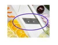 GSD Messerklinge inkl. Schrauben für Universal-Gemüsehobel