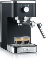GRAEF Siebträger-Espressomaschine salita, schwarz
