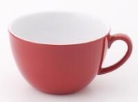 Kahla Pronto Frühstücks-Obertasse 0,40 l in rot