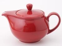 Kahla Pronto Teekanne 1,30 l in rot