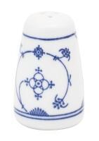 Kahla Tradition Salzstreuer in Blau Saks