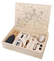 L'Atelier du Vin Oeno Box Connoisseur, 11-teilig