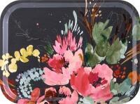 Åry Trays Tablett Garden Bouquet rechteckig