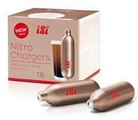 iSi Stickstoff-Einwegkapseln für Nitro Whip, 16er Packung