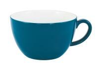 Kahla Pronto Cappuccino-Obertasse 0,25 l in grün-blau