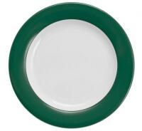 Kahla Pronto Brunch-Teller flach 23 cm in opalgrün